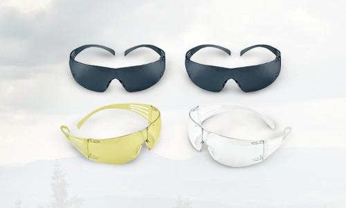 017fbf7fa3 Descubre las ventajas de los lentes de seguridad SecureFit de 3M ...