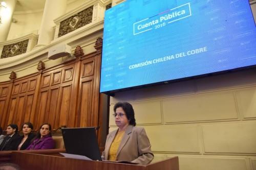 Chile prevé aumento en demanda mundial del cobre