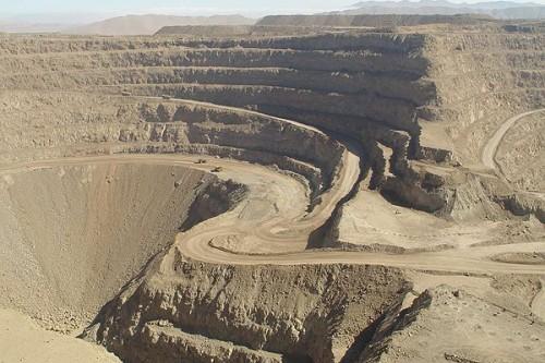 minera-mining-michilla-haldeman-company-hmc