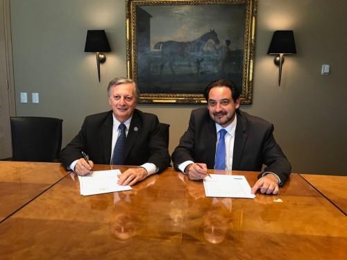 Acuerdo energético con Chile