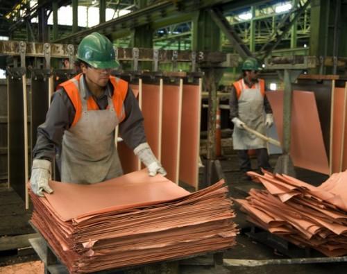 chile-mineria-cobre-economia