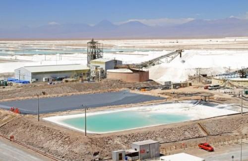 Organizaciones en contra de acuerdo entre Corfo y SQM — Explotación de litio
