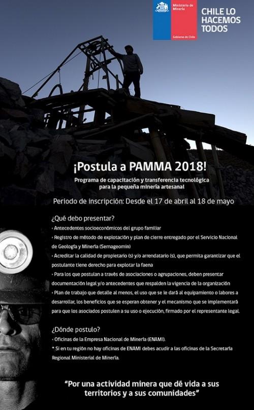 mineria-capacitacion-pequena-pamma-ministerio-artesanal