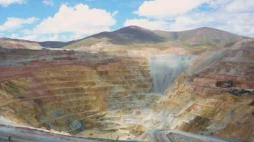 Gobierno firma contrato con Southern y construcción iniciará el 2019 — Michiquillay