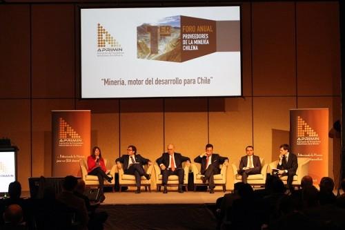 APRIMIN realiza 1er Foro Anual Proveedores de la Minería