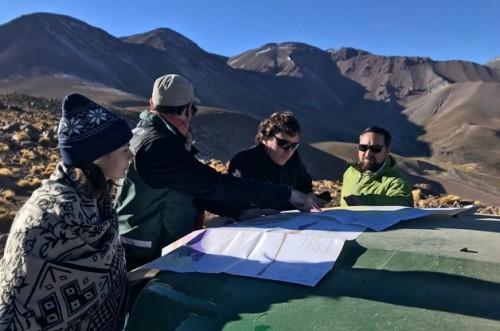 mineria-inspeccion-volcan-subsecretario-lascar