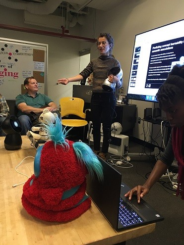 educacion-charla-robotica