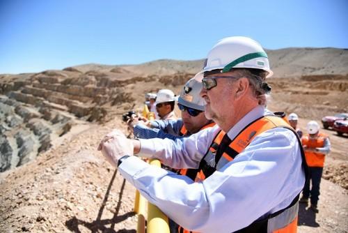 """Ministro de Minería por proyecto Rajo Inca, """"aumentará en casi 9% empleabilidad en la Región de Atacama"""""""