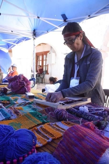 minera-andina-feria-emprendedoras-elabra-dreambuilder