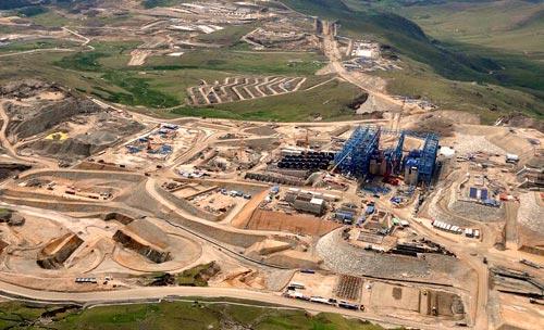 51b0764c Un alza del 16% en su costo registraría el proyecto de cobre Las Bambas que  desarrolla Glencore Xstrata en Perú, en la Región de Apurimac.
