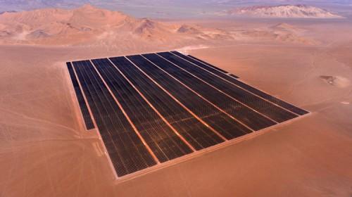 SunEdison presenta su quinto parque fotovoltaico en Chile