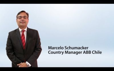 Entrevista Marcelo Schumacker – Country Manager ABB Chile