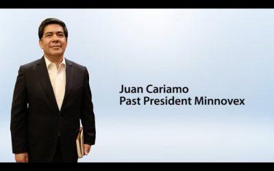 Entrevista Juan Cariamo – Past President Minnovex