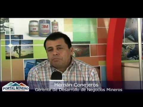 Testimonial 3M Chile S.A. Hernán Conejeros