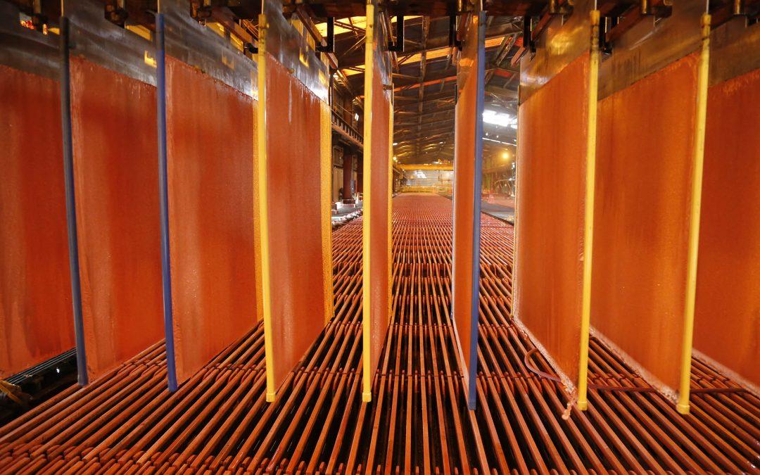 Presidente de Antofagasta plc es optimista respecto a la proyección del precio del cobre durante este año