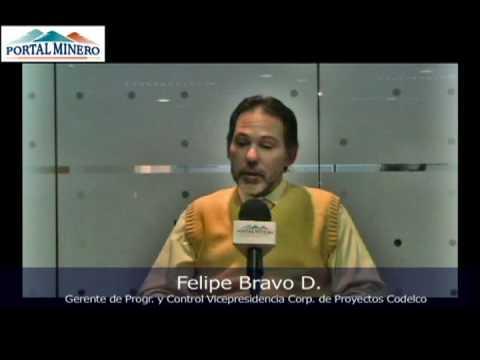Testimonial Codelco Felipe Bravo D.