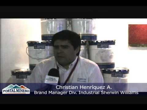 Testimonial Sherwin-Williams Christian Henríqueza