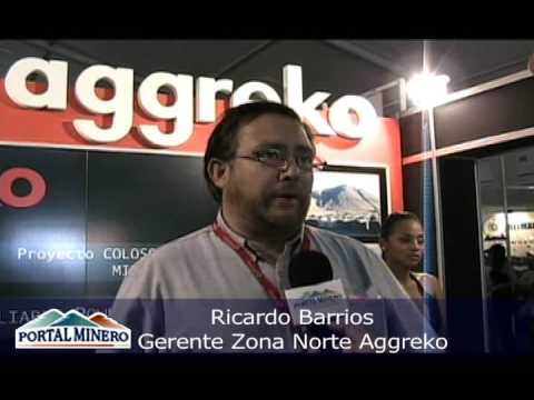 Testimonial Aggreko Chile Ltda. Ricardo Barrios
