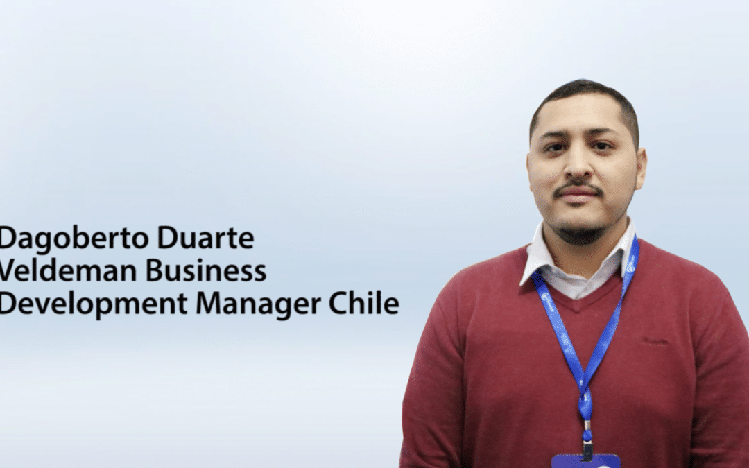 Entrevista Dagoberto Duarte – Business  Development Manager de Veldeman en Chile