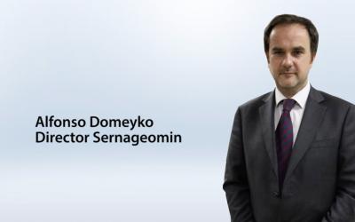 Entrevista a Alfonso Domeyko – Director Sernageomin