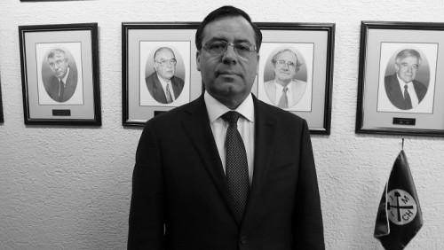 Juan Pablo González - presidente Instituto de Ingenieros de Minas de Chile
