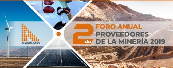 2° Foro Anual de Proveedores de La Minería