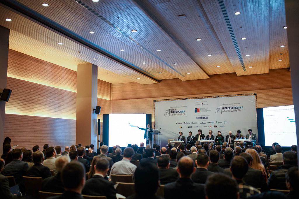 Conferencia y Exhibición Internacional Desalinización América Latina