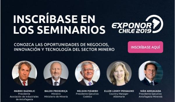 Seminario Oportunidades de Negocios y Desafíos en la Industria Minera