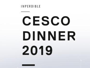 Cesco Dinner 2019