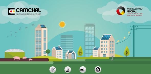 Foro Chileno – Alemán de Energía Descentralizada con Instalaciones de Pequeña Escala