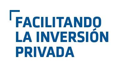 Seminario «Mecanismos de facilitación de la Inversión Privada»