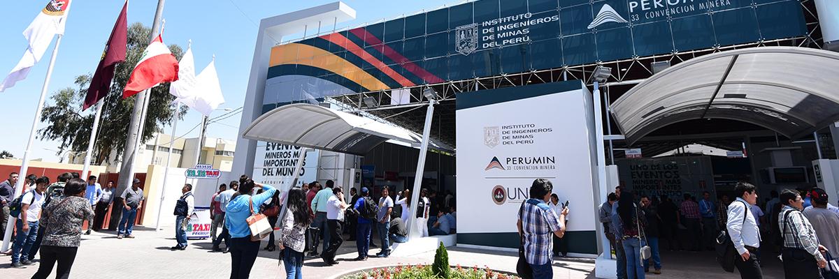 Perumin 34 Convención Minera