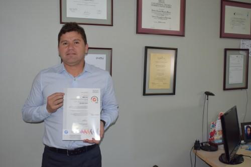 MEE destaca la obtención de la certificación ISO 90002015