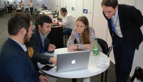 FulcroABC participó con agenda internacional en la XVIII versión de Exponor