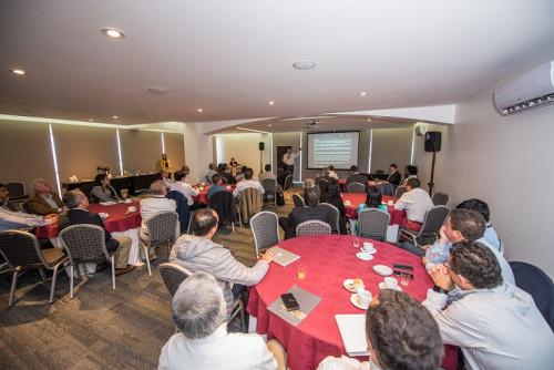 AIA y Volvo invitan a seminario sobre seguridad en transporte para la minería