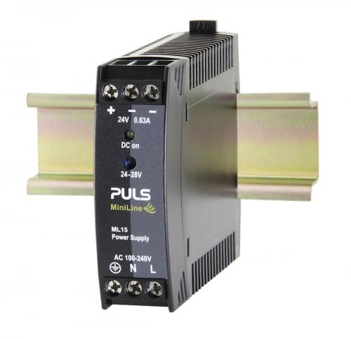 Techvalue presenta Fuente Industrial de la firma Alemana PULS ML15.241