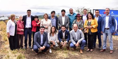 Ministerio de Vivienda y Codelco iniciaron proceso de diseño del futuro Parque Comunal Oasis de Calama