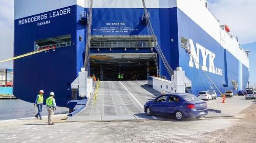 Naviera NYC alcanzó su mayor transferencia de carga en el Puerto de Iquique