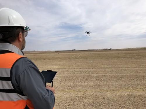 Alianza GFDasGlobal UAV se adjudica piloto para utilizar drones en geociencias para operaciones mineras