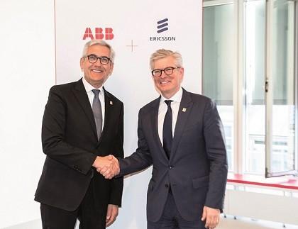 ABB y Ericsson unen fuerzas para acelerar la automatización industrial inalámbrica