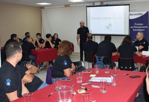 UP Energy realizó exitosa jornada de planeamiento estratégico