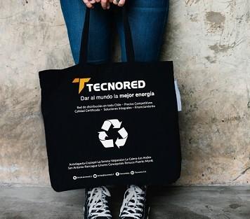 Tecnored se une a la campaña No Más Bolsas Plásticas