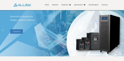 ALLSAI lanza su nueva web corporativa Latam