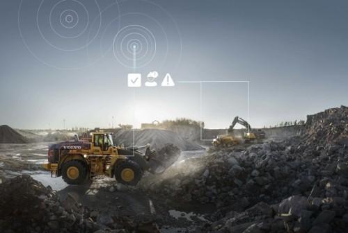 Volvo CE lanza la solución de monitoreo ActiveCare Direct™ en Argentina