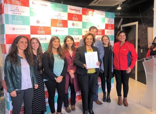 """Minera Candelaria lanzó tercera versión del Programa Inventa Comunidad"""""""