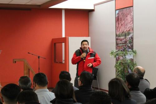 Directores de Sernageomin destacaron forma de reforzar la seguridad en Ministro Hales
