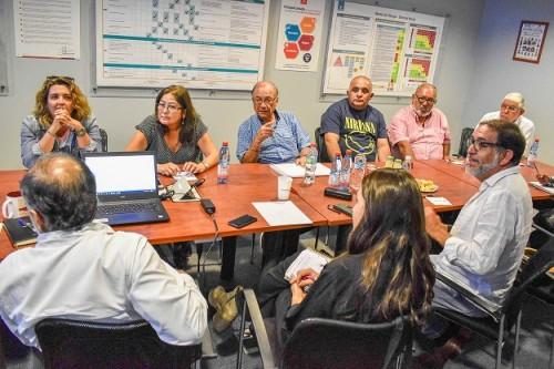 Plan de manejo del ex campamento de Chuquicamata suma apoyo de entidades expertas