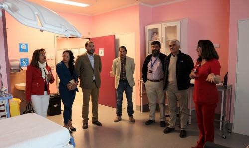 En el aniversario 18 de PROLOA empresas socias participan en visita a las instalaciones del Hospital Carlos Cisternas de Calama
