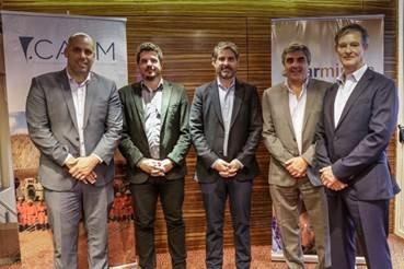La Cámara Argentina de Empresarios Mineros presentó un informe sobre el desarrollo de la industria minera
