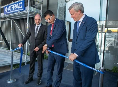 Eduardo Soto Presidente ATPAC LATAM Queremos ser la principal empresa de andamios multidireccionales certificados del país